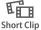 Записывайте короткие ролики с различными эффектами