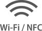 Wi-Fi/NFC