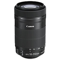 EF-S 55-250mm f4-5.6 IS STM