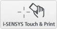 i-SENSYS Touch & Print